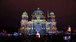 Berlin verwandelt sich in bunte Open Air Galerie