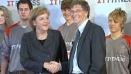 Bill Gates startet Bildungsoffensive