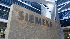 Siemens kämpft mit juristischen Mitteln gegen Russland