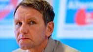 Sieht keinen Grund für den Bau einer Moschee in Erfurt: AfD-Vorsitzender Björn Höcke