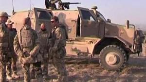 Kabinett beschließt: Mehr Soldaten für Afghanistan