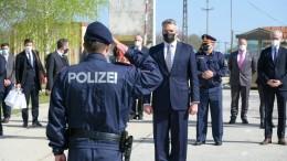 Wie Österreich dem Balkan beim Abschieben hilft