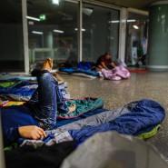 Erdrückende Not: Frankfurt tut sich schwer, genug Unterkünfte für Bedürftige zu schaffen.