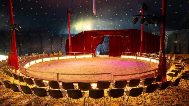 Wie eine Zirkusfamilie die Corona-Krise aussitzt