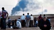 IS-Milizen weiter auf dem Vormarsch