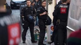 Polizei-Einsätze vor Europa-League-Spiel