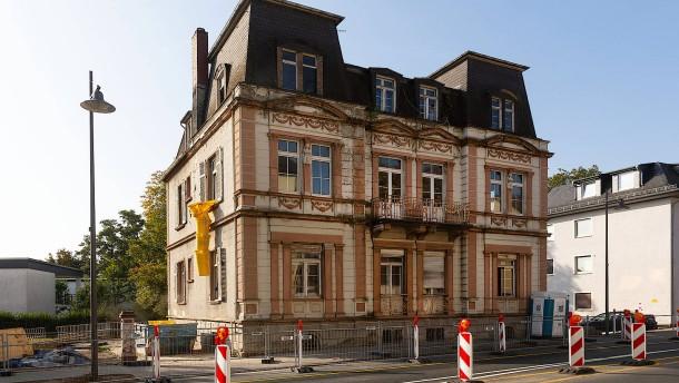 """Kurpension und """"Judenhaus"""""""