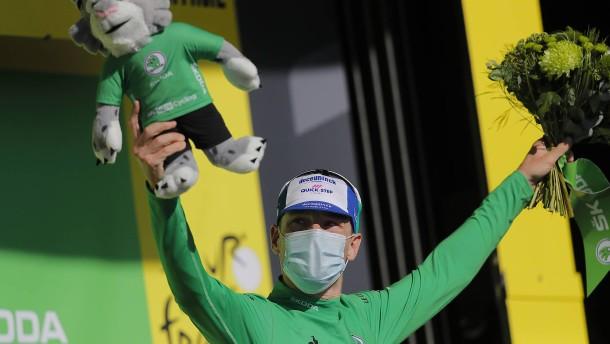 Bennett gewinnt zehnte Tour-Etappe