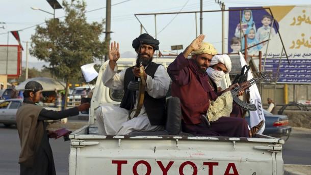 Militäreinsatz in Afghanistan endet nach 20 Jahren