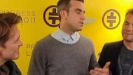 Take That mit Robbie Williams auf Tour