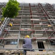 Kampf um bezahlbaren Wohnraum: Hessen ist gegen einen Mietdeckel.