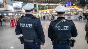 Flughafen Frankfurt nicht im Terrorvisier