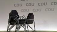 Vakante Plätze: Die CDU auf wirtschaftspolitischer Sinn- und Kopfsuche