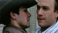 "Filmkritik: Jake Gyllenhaal und Heath Ledger in ""Brokeback Mountain"""