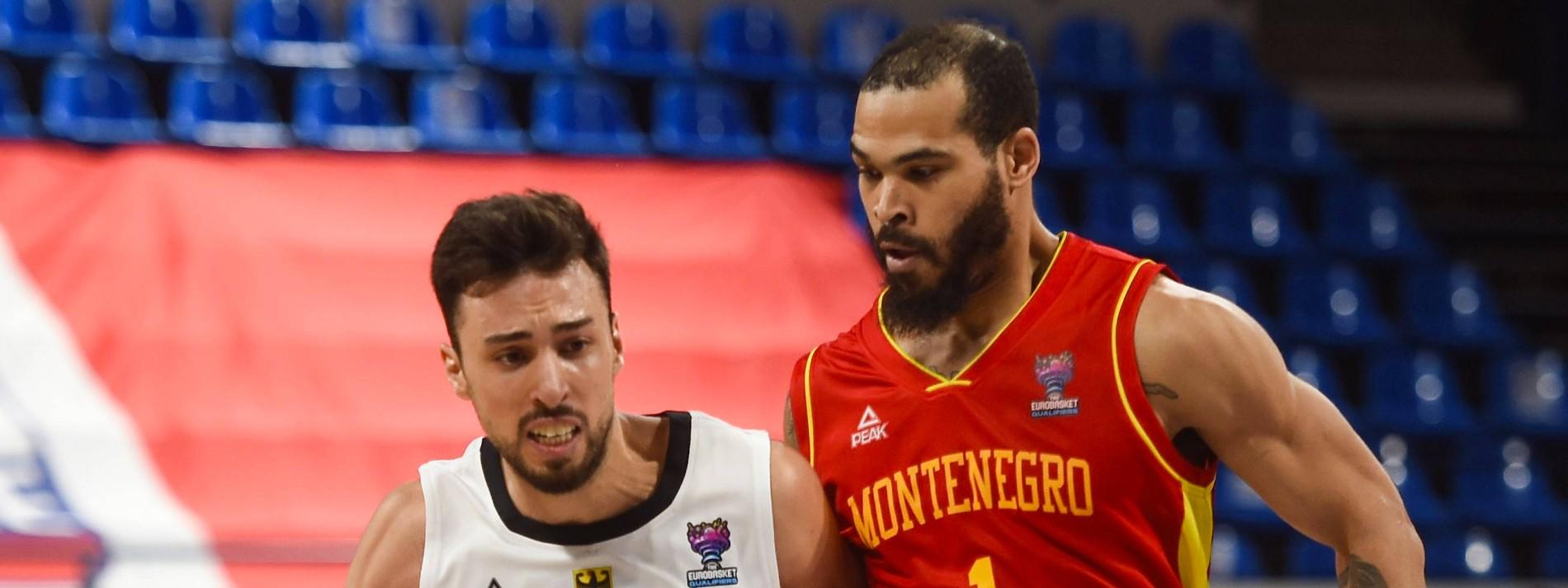 Knappe Niederlage für deutsche Basketballer