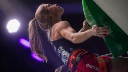 Olympia ohne deutsche Kletterinnen