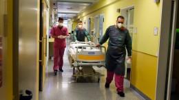 """Corona-Pandemie """"hätte verhindert werden können"""""""