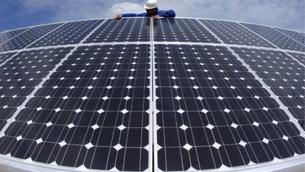 Aufstieg und Fall der Photovoltaik