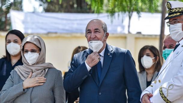 Regierungspartei FLN gewinnt in Algerien