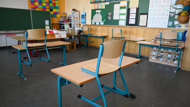 Grundschulen öffnen nicht wie geplant am Montag
