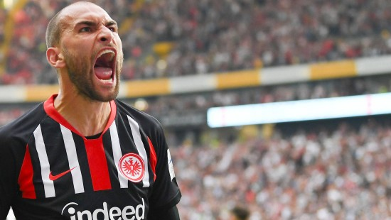 Eintracht will gegen BVB die Statistik drehen
