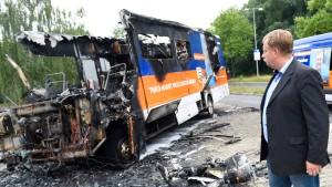 Die Gewalt des Berliner Wahlkampfs