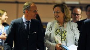 EU-Finanzminister für neue Steuerabkommen