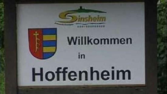 Hallo Hoffenheim!