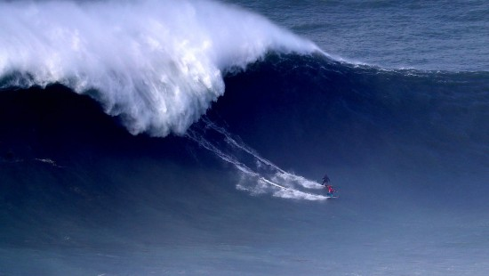 Surf-Unfall in Portugal