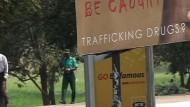 Ghana als Drogen-Drehscheibe