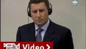 """Gotovina: """"Euer Ehren, nicht schuldig"""""""