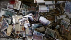 Myanmars Währung stürzt ins Bodenlose