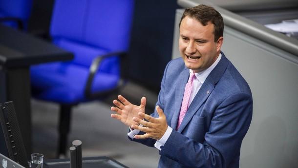 CDU-Bundestagsabgeordneter Hauptmann legt Mandat nieder