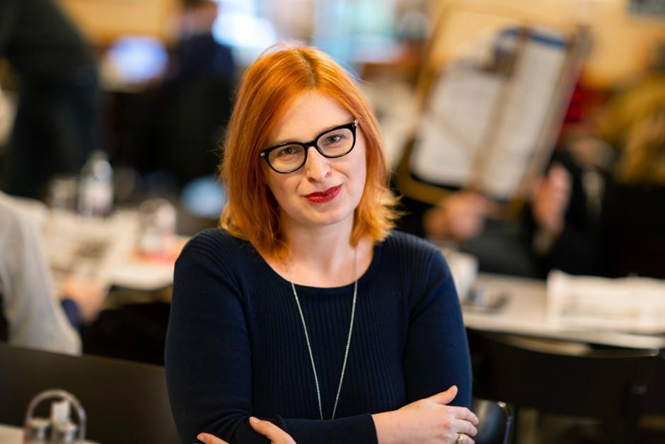 Die Rechtsextremismus-Expertin Natascha Strobl war nach einem Tweet zum Tod ihres Vaters einem Shitstorm ausgesetzt.