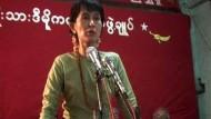 Aung San Suu Kyi will längeren Hausarrest nicht hinnehmen