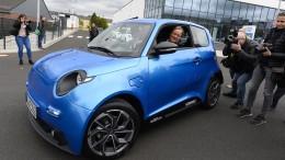 Aachener Unternehmen liefert erste Elektroautos aus
