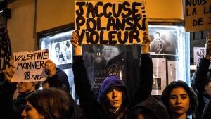 Kinostart von Polanskis neuem Film wird gestört