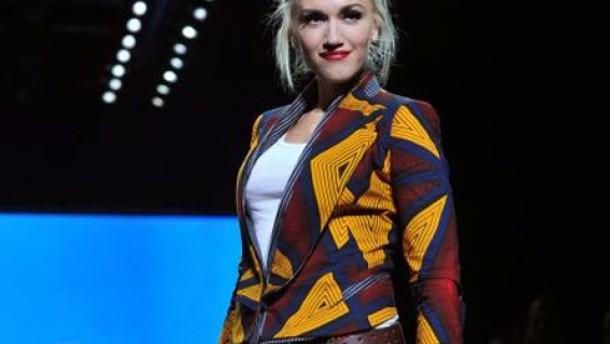 Gwen Stefani rockt den Laufsteg