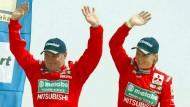 Vorbildfunktion: Jutta Kleinschmidt hat 2001 als erste Frau der Welt die Rallye Dakar gewonnen.