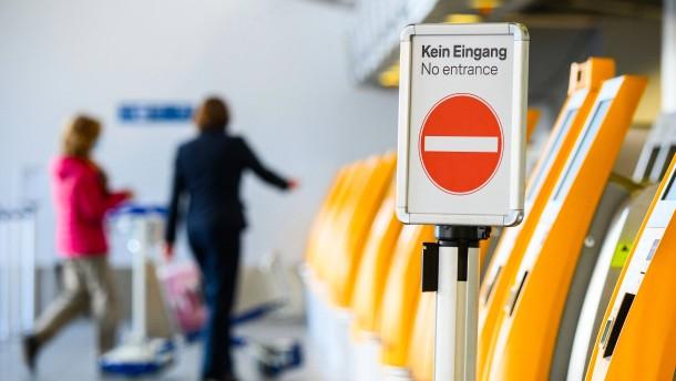 Rund 120 Passagiere aus Großbritannien gestrandet