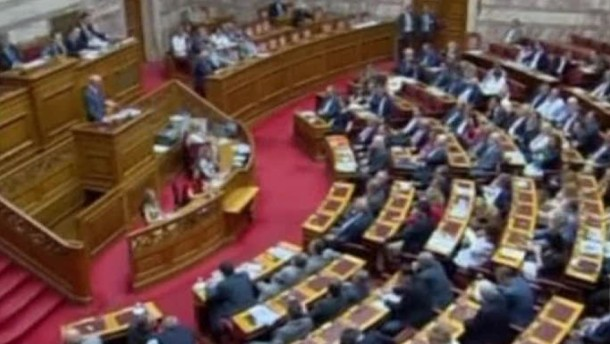 Parlament in Athen stimmt Sparpaket zu