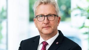 Lübckes Nachfolger in Amt eingeführt
