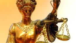 Lebenslange Haft wegen Mordes im Gericht