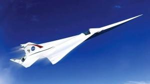 Nasa will Passagierflugzeug à la Concorde entwickeln