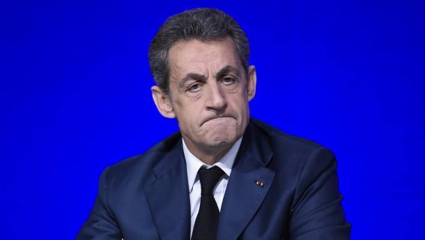 Pariser Staatsanwalt leitet Strafverfahren gegen Sarkozy ein