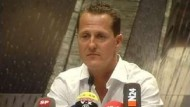 Schumachers härtester Moment