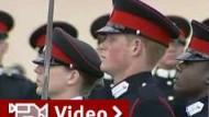 Prinz Harry wird im Irak stationiert
