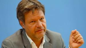 Wie eine bayerische Kleinstpartei den Grünen-Chef narrte