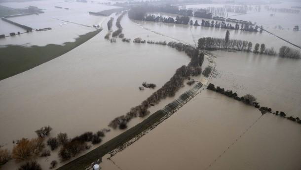 Hunderte Menschen mussten Häuser verlassen