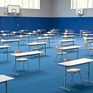 Hefte raus, wir schreiben Abitur: Gymnasium im oberbayerischen Kirchseeon
